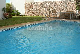 House for 6 people 2 km from the beach Almería