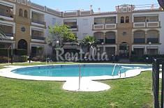 Apartamento en alquiler en primera línea de playa Cádiz