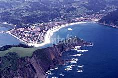 Playa Ribadesella Piso 6 plazas a 100 mts playa Asturias