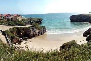 Appartement pour 2-5 personnes à 50 m de la plage Asturies