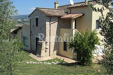 Stone Views from the house Terni Calvi dell'Umbria Countryside villa