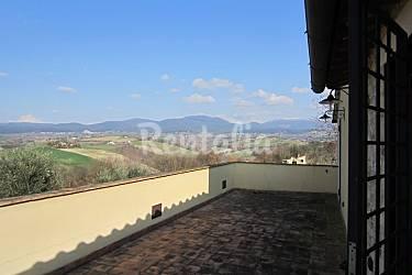 Stone Terrace Terni Calvi dell'Umbria Countryside villa
