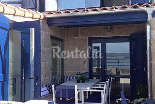 Casa en alquiler en 1a línea de playa Pontevedra
