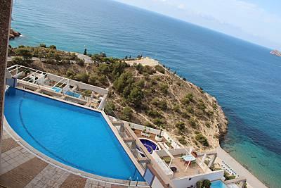 Apartamento frente al mar en Benidorm. 200m. playa Alicante
