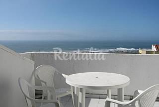 Apartamento terraço privado/mar a 600 m da praia Viana do Castelo