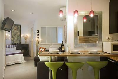 Apartamento para 2-3 personas en Barcelona centro Barcelona