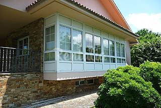 Villa para 12-13 personas a 2.9 km de la playa A Coruña/La Coruña