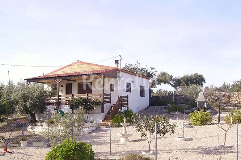 Alquiler vacaciones apartamentos y casas rurales en ametlla de mar l 39 tarragona - Casa rural ametlla de mar ...