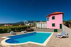 Casa per 10 persone con vista sul mare Isola di Madera