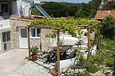 Casa para 2 pessoas a 1000 m da praia Leiria