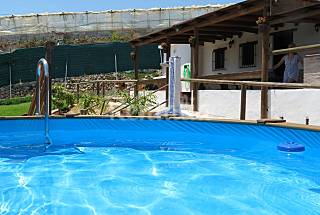 House for 4 people only 1000 meters from the beach Málaga