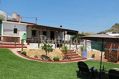 Casa para 4 personas a 1500m de la playa Málaga