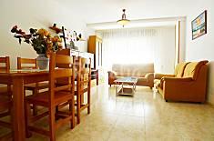 Apartamento a 100 m de la playa y paseo marítimo Pontevedra