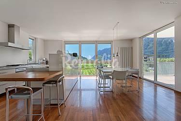 3 Kitchen Trentino Riva del Garda Apartment