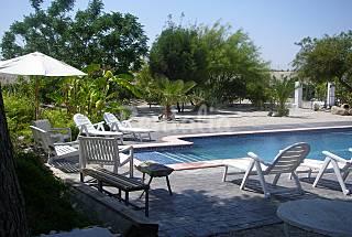 Casa para 12-14 personas con piscina