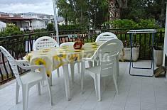 Villa zur Vermeitung, 250 Meter bis zum Strand Cosenza