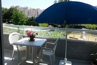 Bonito y acogedor apartamento a 100 m de la playa Alicante