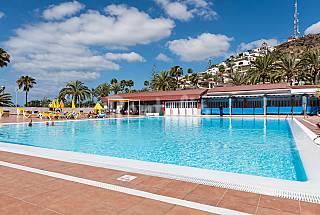 Apartamento amplio de 1 habitación fabulosas vista Gran Canaria