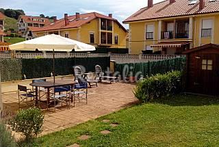 Appartamento con 2 stanze a 900 m dal mare Cantabria