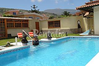House for 4-5 people 3 km from the beach Tenerife