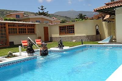 Tres casas románticas y con encanto en La Orotava Tenerife