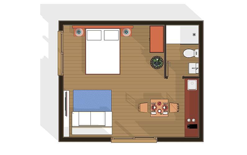 Alojamentos Interior da casa Setúbal Alcácer do Sal casa - Interior da casa