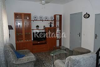 Casa de 2 habitaciones a 100 m de la playa Castellón