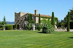 Villa for 14 people 12 km from the beach Girona