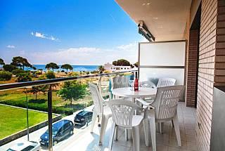 Bonito apartamento en primera linea en Cambrils Tarragona