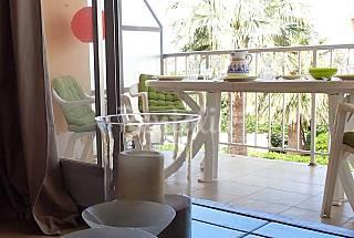 Apartamento para 4 personas menos 50 m de la playa Alicante