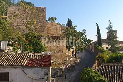 Bonito Apartamento con Terraza en el Bajo Albaycin Granada