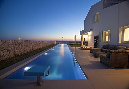 Vivenda para alugar a 50 m da praia Menorca