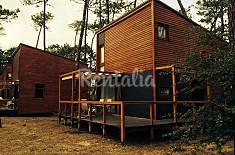 Casa para 4 pessoas a 100 m da praia Braga