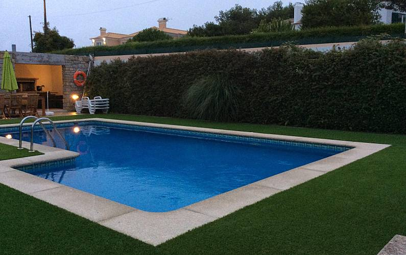 Villa Swimming pool Lisbon Mafra villa - Swimming pool