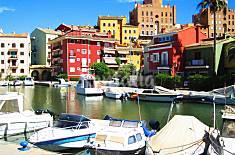 Apartamento de 4 habitaciones a 50 m de la playa Valencia