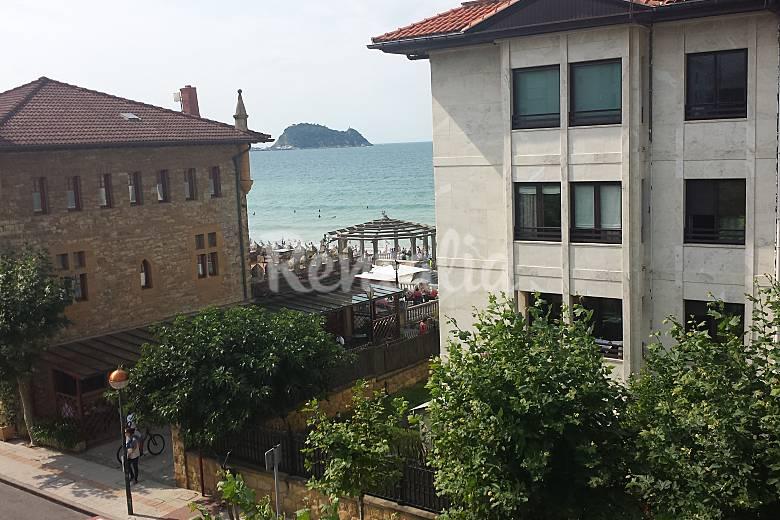 Apartamento en alquiler a 50 m de la playa zarautz guip zcoa parque natural de pagoeta - Apartamentos en zarauz ...