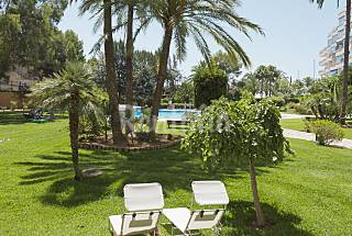 Apartment with 3 bedrooms only 200 meters from the beach Majorca