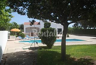 Villa Maria con barbacoa y piscina privada  Menorca