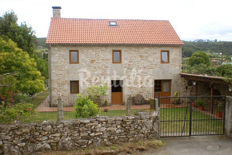 Casa 6 personas a 25 km de santiago de compostela - Casas rusticas galicia ...
