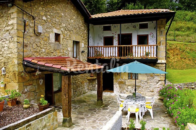 Alquiler vacaciones apartamentos y casas rurales en puente viesgo cantabria - Casa rural puente viesgo ...
