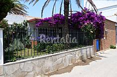 House for 4-5 people on the beach front line Castellón
