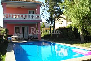 Villa with 5 bedrooms in Pinseque Zaragoza