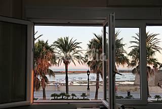1º linea playa.Vistas maravillosas Cádiz