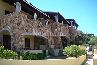 Apartamentos para 3-5 personas a 900 m de la playa Olbia-Tempio