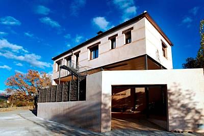 Casa rural con piscina en Cabañeros Ciudad Real