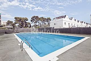 Casa para 8-12 personas a 300 m de la playa Barcelona