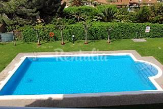 Ref.21 - Apartamento de 3 Dormitorios con Piscina  Tarragona