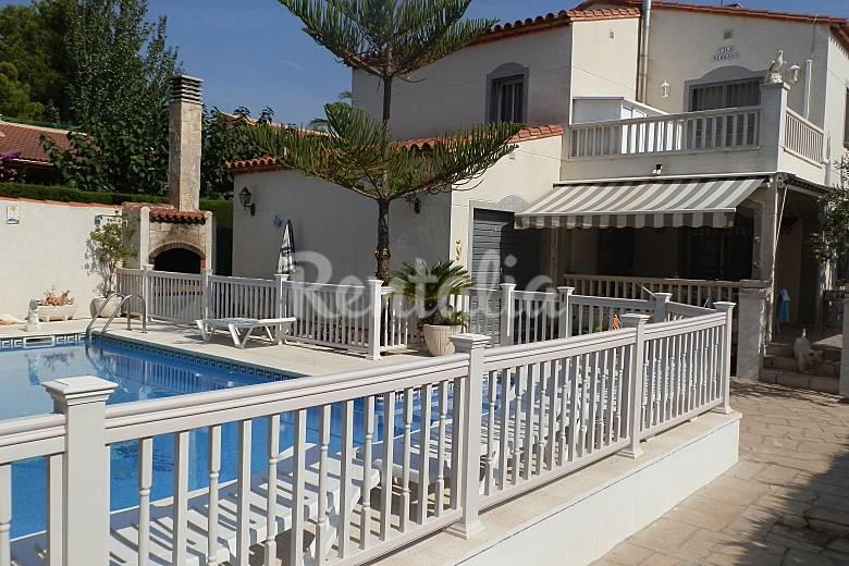 Casas de vacaciones en tres calas ametlla de mar l 39 chalets casas rurales y bungalows - Casa rural ametlla de mar ...
