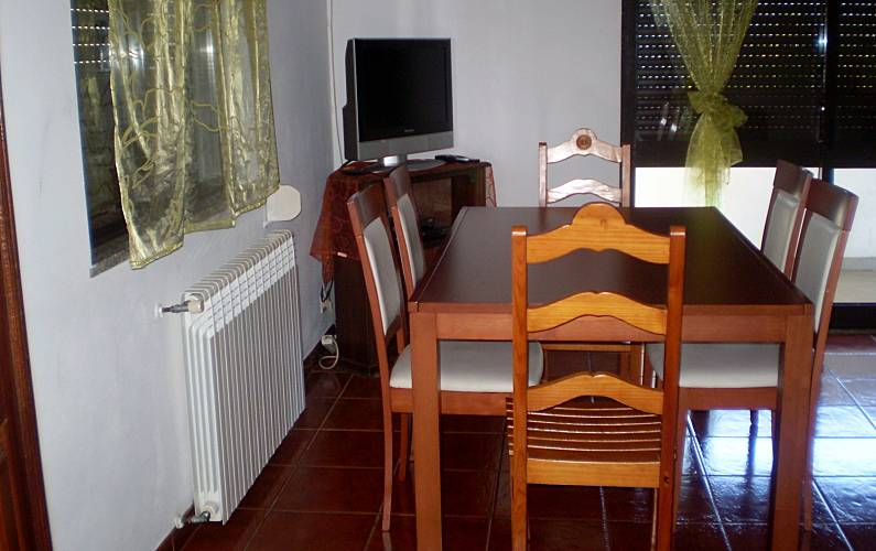 Casa Sala de Jantar Braga Vieira do Minho Casa rural - Sala de Jantar
