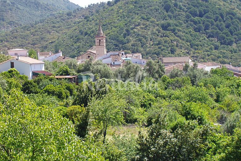 Alquiler vacaciones apartamentos y casas rurales en linares de la sierra huelva - Casa rural linares de la sierra ...